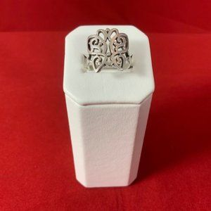 James Avery RETIRED Sterling Silver Butterfly Ring
